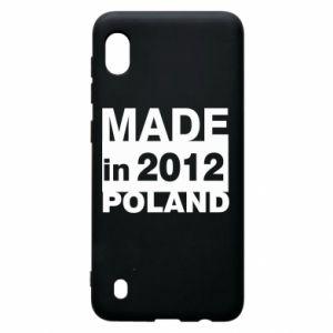 Samsung A10 Case Made in Poland