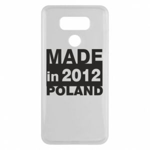 LG G6 Case Made in Poland
