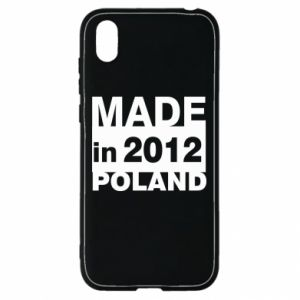 Huawei Y5 2019 Case Made in Poland