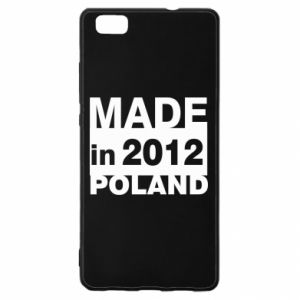 Huawei P8 Lite Case Made in Poland