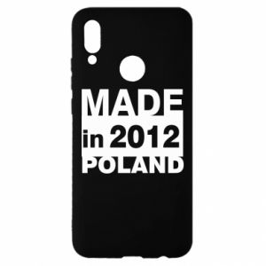 Huawei P Smart 2019 Case Made in Poland
