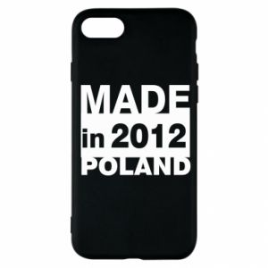 iPhone SE 2020 Case Made in Poland