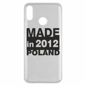 Huawei Y9 2019 Case Made in Poland
