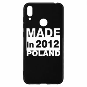 Huawei Y7 2019 Case Made in Poland