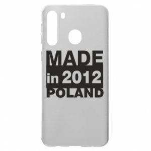Samsung A21 Case Made in Poland