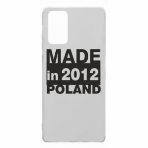 Samsung Note 20 Case Made in Poland