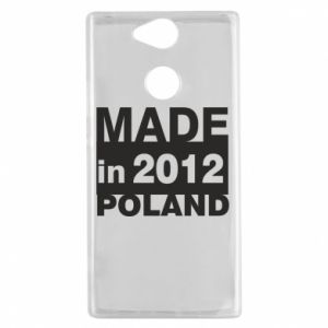 Sony Xperia XA2 Case Made in Poland
