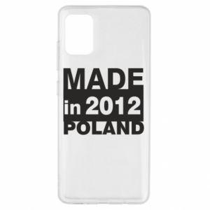 Samsung A51 Case Made in Poland