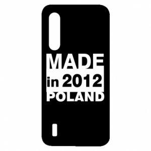 Xiaomi Mi9 Lite Case Made in Poland