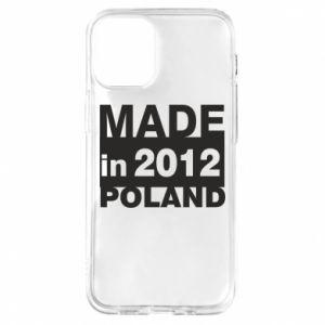 iPhone 12 Mini Case Made in Poland