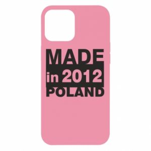iPhone 12 Pro Max Case Made in Poland