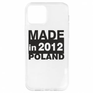 iPhone 12/12 Pro Case Made in Poland