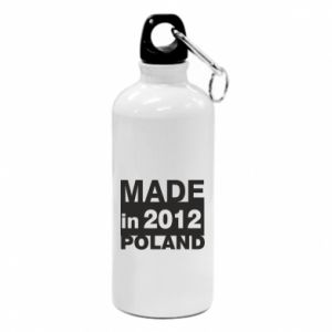 Water bottle Made in Poland