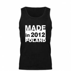Męska koszulka Made in Poland - PrintSalon