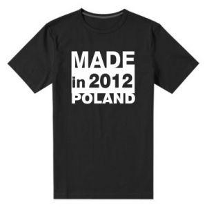 Męska premium koszulka Made in Poland - PrintSalon