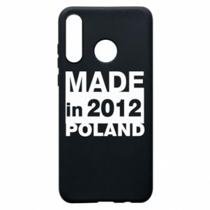 Phone case for Huawei P30 Lite Made in Poland