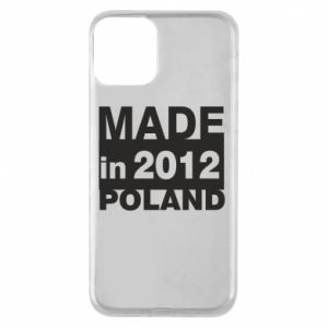 Phone case for iPhone 11 Made in Poland