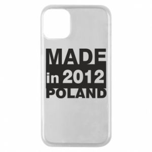 Etui na iPhone 11 Pro Made in Poland