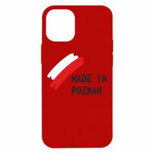 iPhone 12 Mini Case Made in Poznan