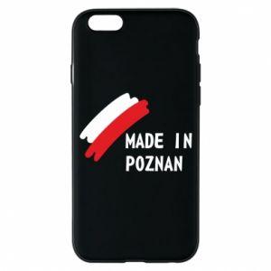 Etui na iPhone 6/6S Made in Poznan