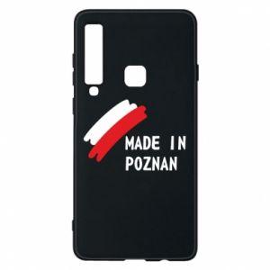 Etui na Samsung A9 2018 Made in Poznan