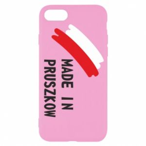 "iPhone SE 2020 Case ""Made in Pruszkow"""