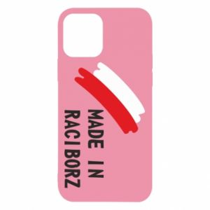 iPhone 12/12 Pro Case Made in Raciborz