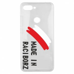 Phone case for Xiaomi Mi8 Lite Made in Raciborz