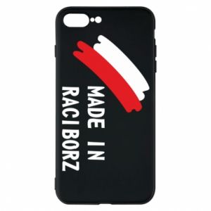 Phone case for iPhone 7 Plus Made in Raciborz