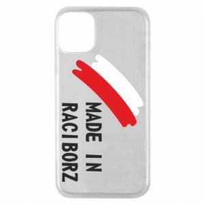Phone case for iPhone 11 Pro Made in Raciborz