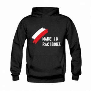 Kid's hoodie Made in Raciborz