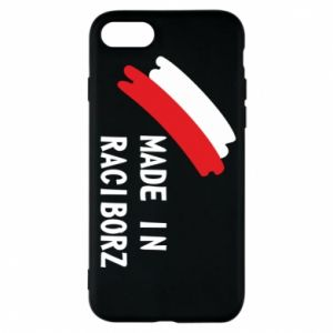 Phone case for iPhone 8 Made in Raciborz