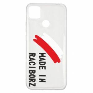 Xiaomi Redmi 9c Case Made in Raciborz