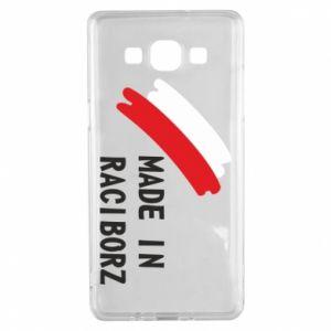 Samsung A5 2015 Case Made in Raciborz