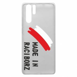 Huawei P30 Pro Case Made in Raciborz