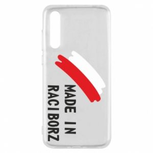 Huawei P20 Pro Case Made in Raciborz