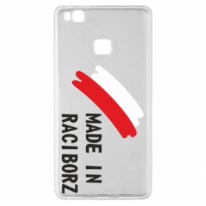 Huawei P9 Lite Case Made in Raciborz