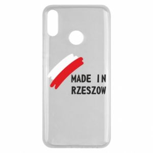Huawei Y9 2019 Case Made in Rzeszow