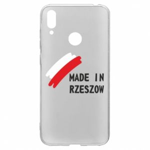 Huawei Y7 2019 Case Made in Rzeszow