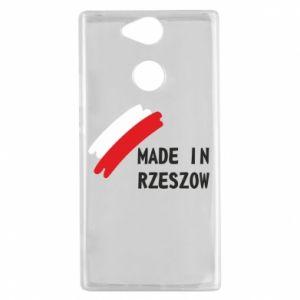 Sony Xperia XA2 Case Made in Rzeszow