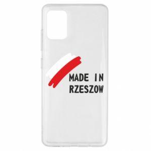 Samsung A51 Case Made in Rzeszow