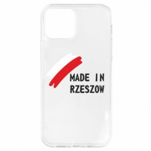iPhone 12/12 Pro Case Made in Rzeszow
