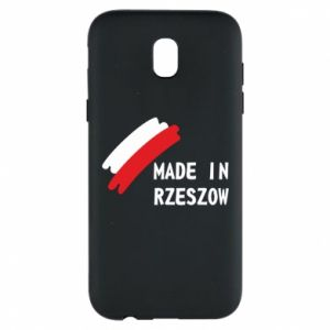 Etui na Samsung J5 2017 Made in Rzeszow