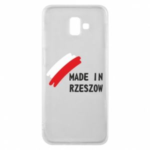 Etui na Samsung J6 Plus 2018 Made in Rzeszow