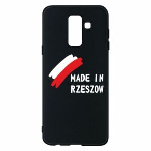 Etui na Samsung A6+ 2018 Made in Rzeszow