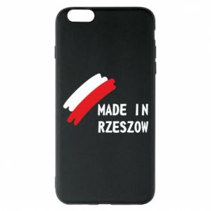 Etui na iPhone 6 Plus/6S Plus Made in Rzeszow