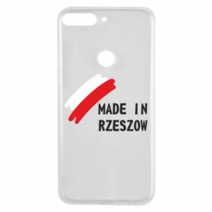 Etui na Huawei Y7 Prime 2018 Made in Rzeszow