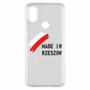 Etui na Xiaomi Mi A2 Made in Rzeszow