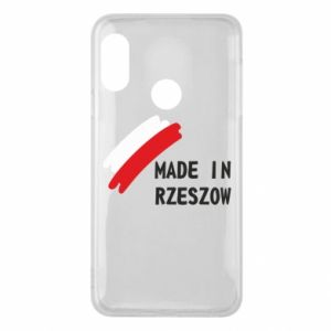 Etui na Mi A2 Lite Made in Rzeszow
