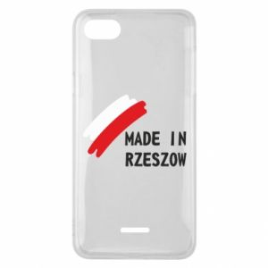 Etui na Xiaomi Redmi 6A Made in Rzeszow